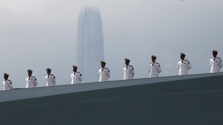 Pentágono: Misiles balísticos chinos pueden alcanzar casi cualquier parte de EE.UU.