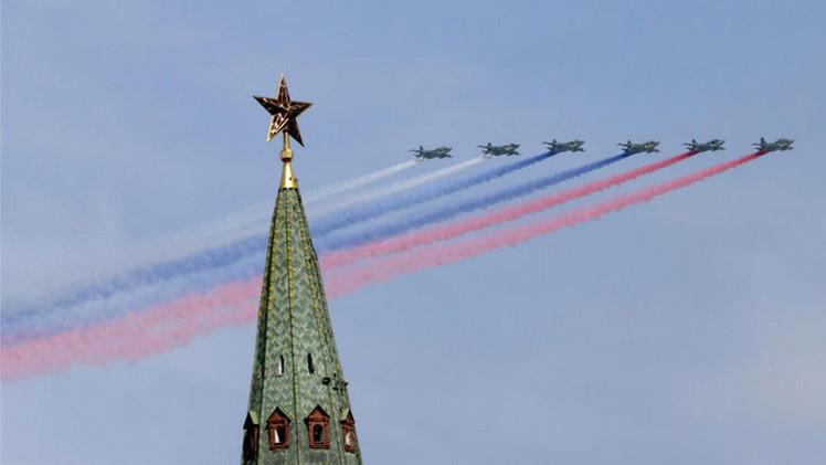 """Jefe de la Fuerza Aérea de EE.UU.: """"China y Rusia pueden superarnos en el cielo"""""""