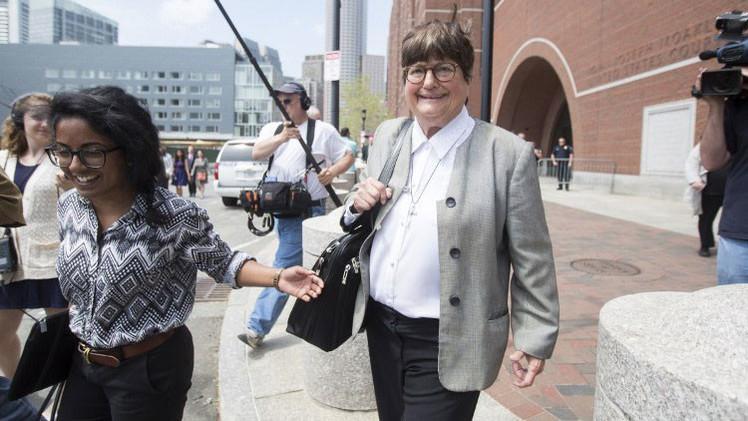 Una monja defiende a Dzhojar Tsarnáyev en la recta final del juicio por el maratón de Boston