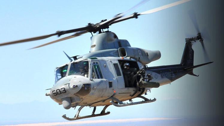 Informan de la desaparición de un helicóptero de EE.UU. en Nepal