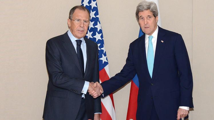 """""""De los esfuerzos coordinados de Rusia y EE.UU. depende la solución de muchos problemas actuales"""""""