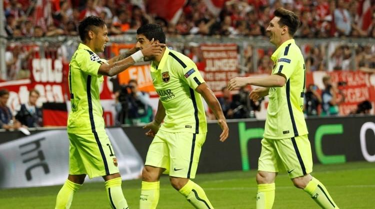 El FC Barcelona pasa a la gran final de Berlín de la Liga de Campeones