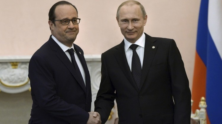 """""""Hollande debería tomar lecciones de presidencia de Putin"""""""