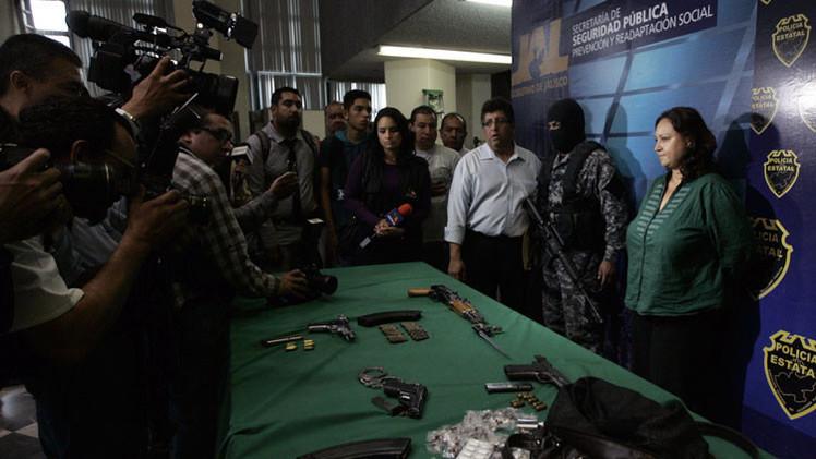 """Poderoso cártel mexicano: """"Estamos contra la extorsión y violencia a ciudadanos inocentes"""""""