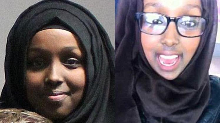 mujeres Estado Islámico