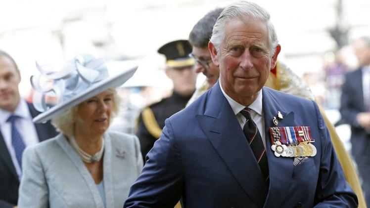 """""""Notas de la araña negra"""": publican las cartas secretas del príncipe Carlos de Gales"""