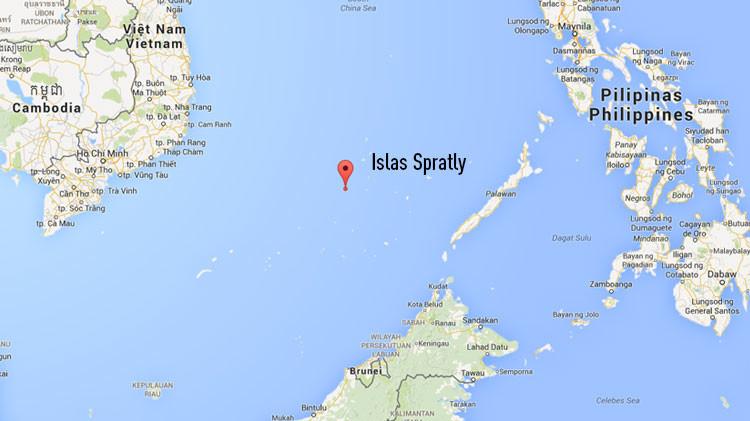 ¿Aumenta la tensión? EE.UU. planea enviar buques y aviones al mar de China Meridional