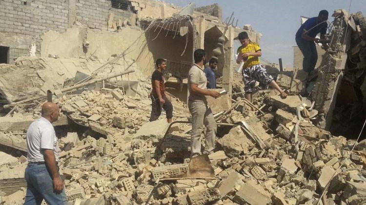 VIDEO: Irak anuncia la muerte del 'número dos' del Estado Islámico