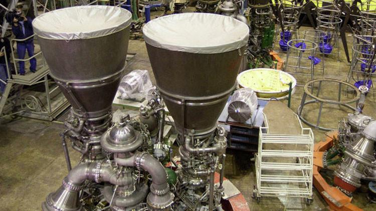 El Pentágono teme que sin motores rusos a EE.UU. se le cierren las puertas del espacio