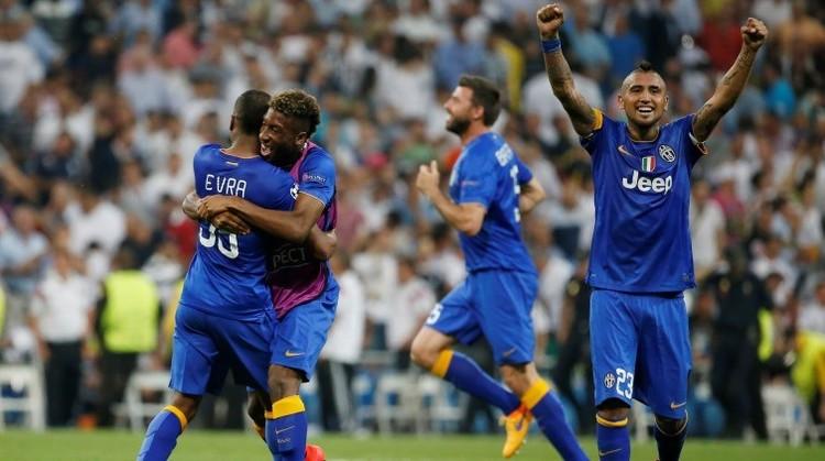 Juventus a la final de Berlín