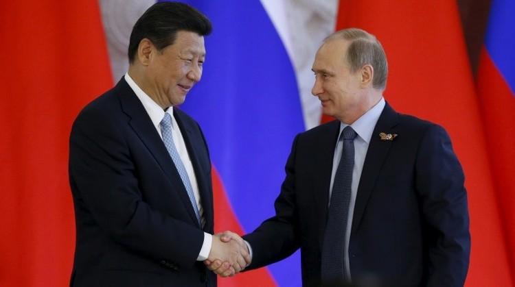 """""""Ante las amenazas de EE.UU. y la OTAN, Rusia y China forman un nuevo bloque"""""""