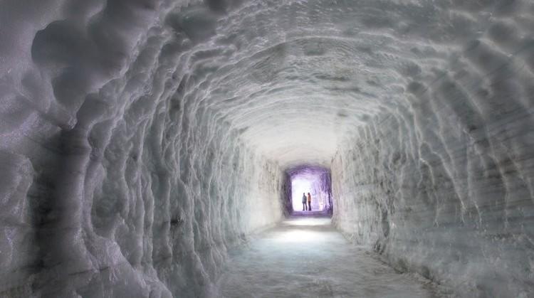 Fotos: Islandia estrena la cueva de hielo más grande del mundo