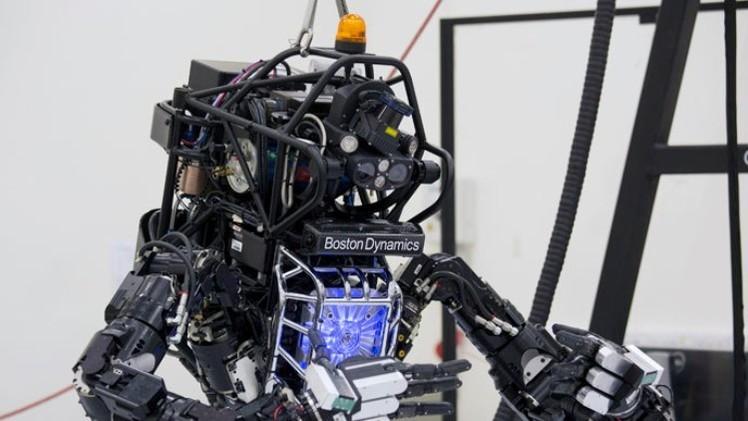 Elon Musk, preocupado de que los robots de Google puedan aniquilar a la humanidad