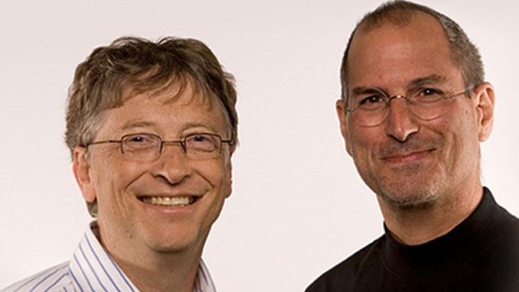 Conozca qué comprendió en seguida Bill Gates y Steve Jobs solo 20 años después