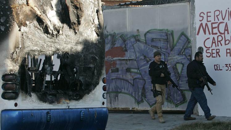 'WSJ': Exmilitares de EE.UU., Guatemala y México entrenan al Cártel de Jalisco
