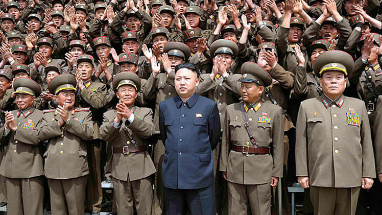 Infografía: Las diferencias entre las Fuerzas Armadas de Corea del Norte y Corea del Sur