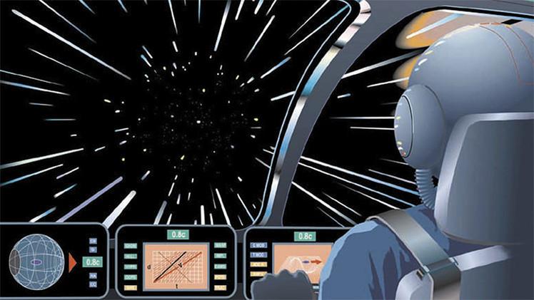 La NASA puede haber encontrado la fórmula para viajar tan rápido como en 'Star Trek'