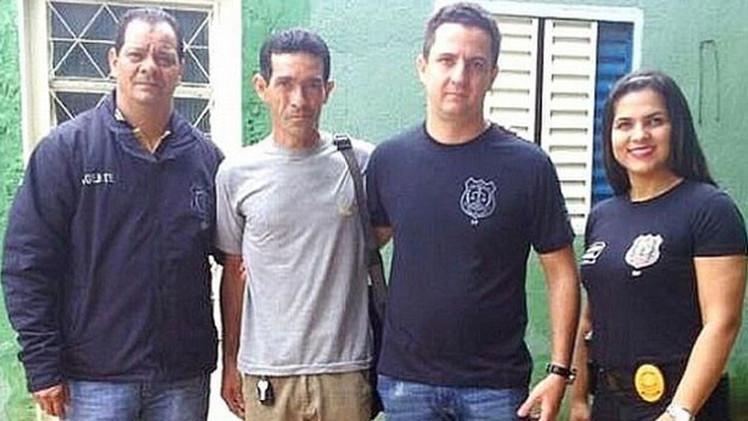 """""""Estaba pasando hambre"""": policías de Brasil pagan la fianza a un ladrón"""