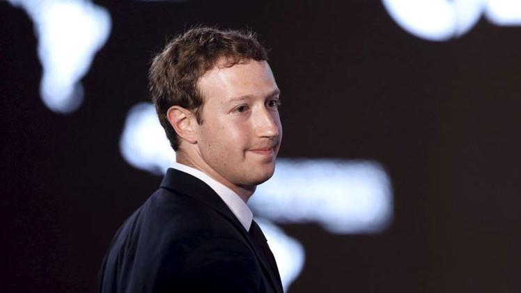 """Mark Zuckerberg: """"Bloqueamos los mensajes de ucranianos en Facebook por su agresividad"""""""