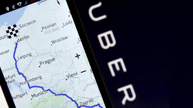 Un empresario estadounidense demanda a Uber por robarle la idea original