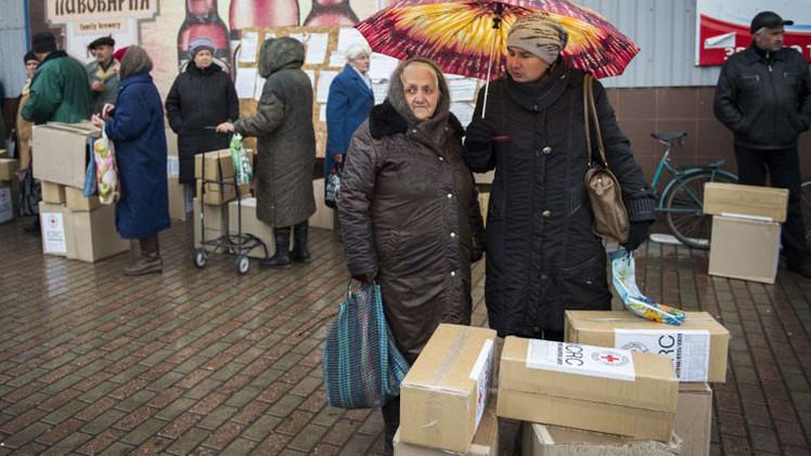 Donbass acusa a Kiev de preparar atentados terroristas ante la cumbre de la UE