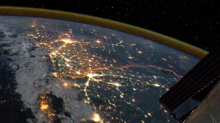 Video impactante: Travesía entre Canarias e Italia vista desde el espacio