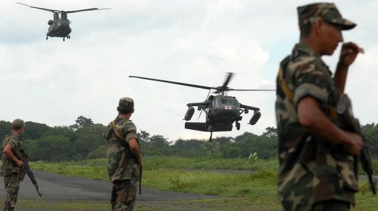 Qué busca EE.UU. con su mayor despliegue militar en Centroamérica