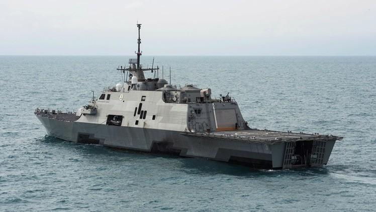 EE.UU. y China se preparan para enfrentarse en el cielo sobre el mar de China Meridional