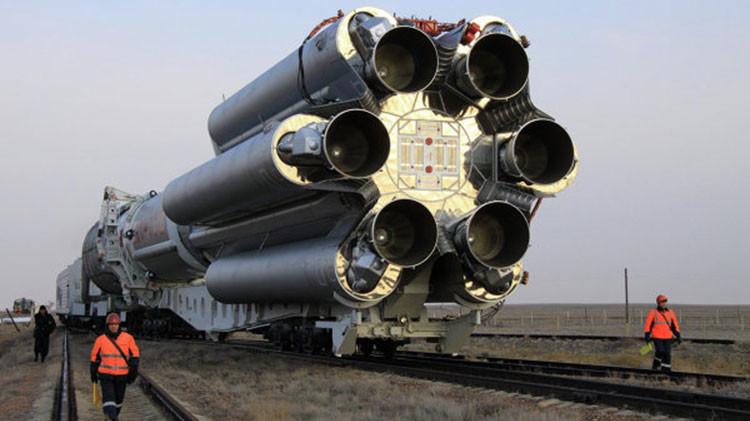 Roscosmos divulga los detalles de la avería del cohete Protón-M con un satélite mexicano