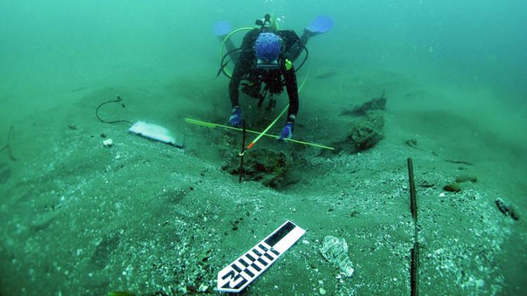 Resuelven el misterio de un barco del siglo XVII naufragado cerca de la costa de Panamá
