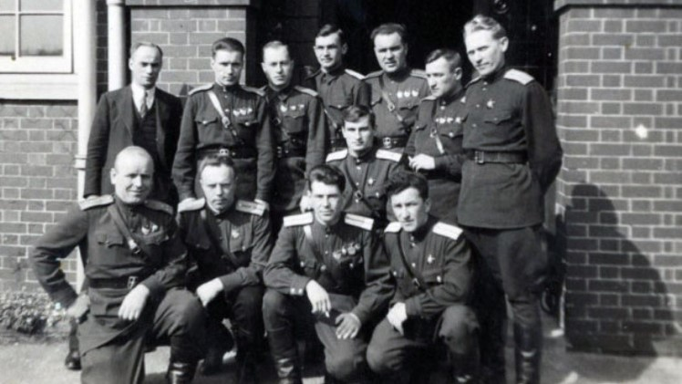 Pilotos soviéticos en Escocia: Revelan una misión secreta de la II Guerra Mundial