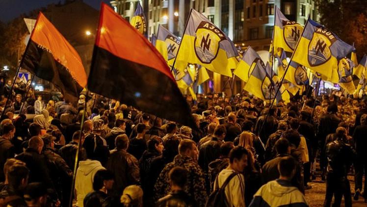 "'Jerusalem Post': ""Putin tiene razón: Ucrania está plagada de nazis"""
