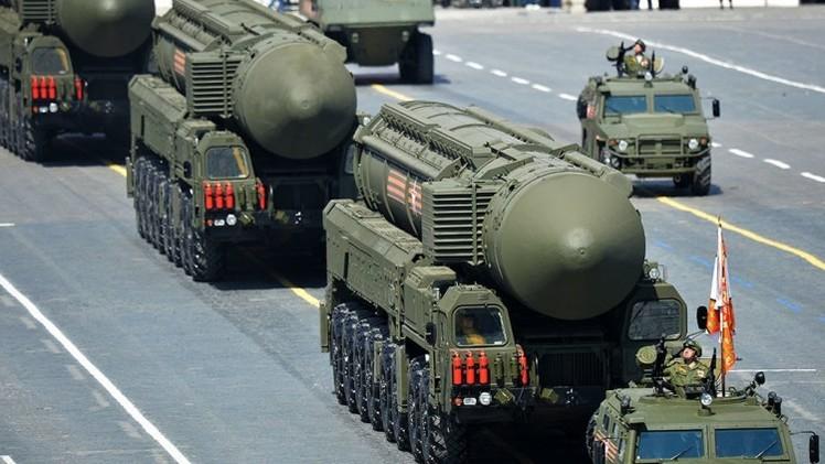 "Moscú: ""EE.UU. puede empujar a Rusia a aumentar su arsenal nuclear"""