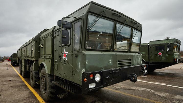 La OTAN consigue que Rusia instale misiles Iskander en el centro de Europa