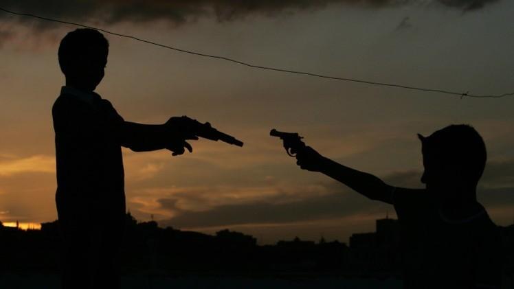 """Niños mexicanos secuestran, torturan y asesinan """"jugando"""" a un menor de 6 años"""