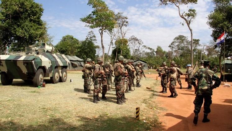 Fuerzas especiales de EE.UU. adiestrarán a militares de Paraguay