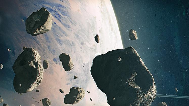 Fotos: Captan imágenes del asteroide que pasó cerca de la Tierra este jueves