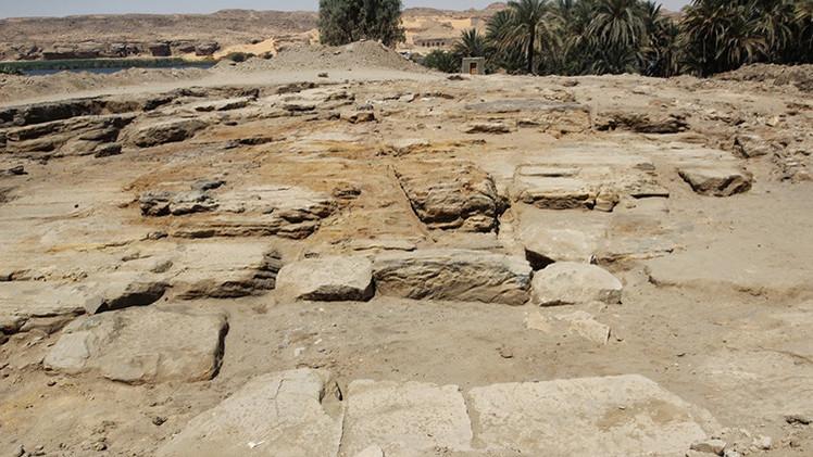 Fotos: Hallan en Egipto un templo 'perdido' de al menos 3.000 años de antigüedad