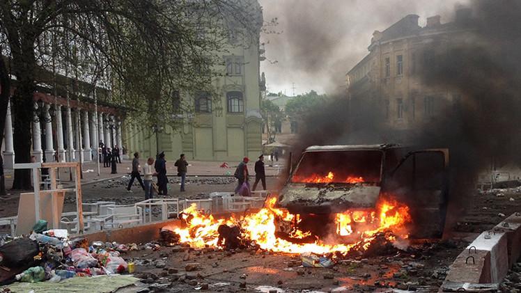 Participantes de la masacre de Odesa pueden evadir la responsabilidad penal