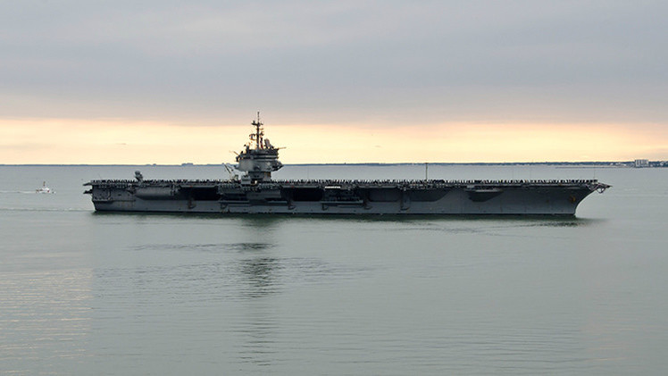 Revelan los detalles del nuevo poderoso portaaviones de la Armada rusa