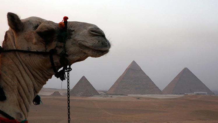 """Alcalde de Londres: """"El Estado Islámico podría destruir las pirámides de Egipto"""""""