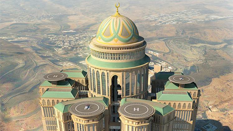 Foto: El mayor hotel del mundo se levantará en La Meca
