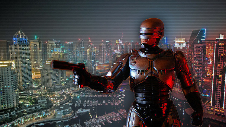 Dubái se prepara para incorporar robots policías