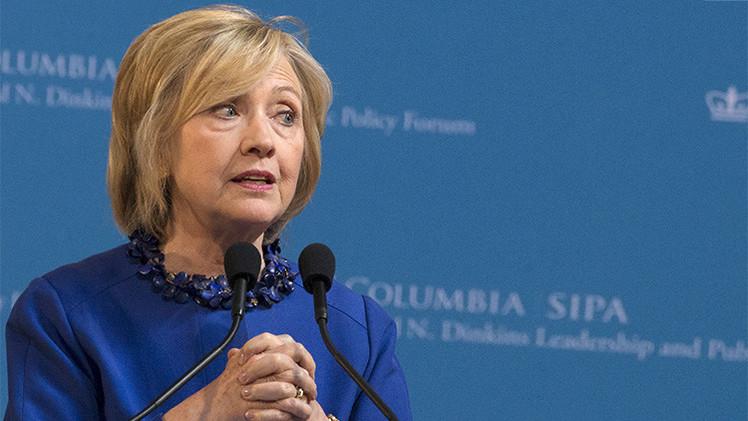 Hillary Bengasi