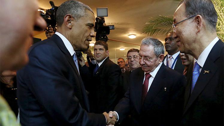"""Cuba: Hay """"contexto apropiado"""" para avanzar en el restablecimiento de relaciones con EE.UU."""