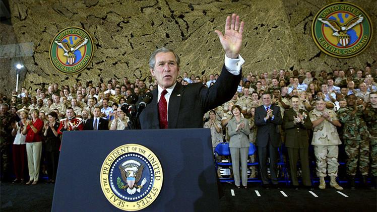 """Paul Krugman: """"La única razón por la que EE.UU. invadió Irak es que Bush quería una guerra"""""""
