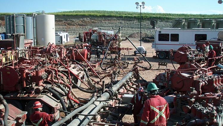 El gobernador de Texas prohíbe prohibir el 'fracking'