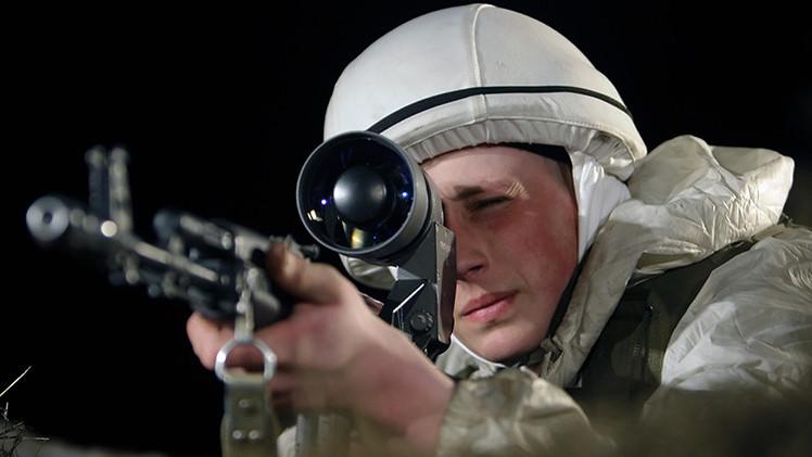 Rusia: Desarrollan un dispositivo contra francotiradores