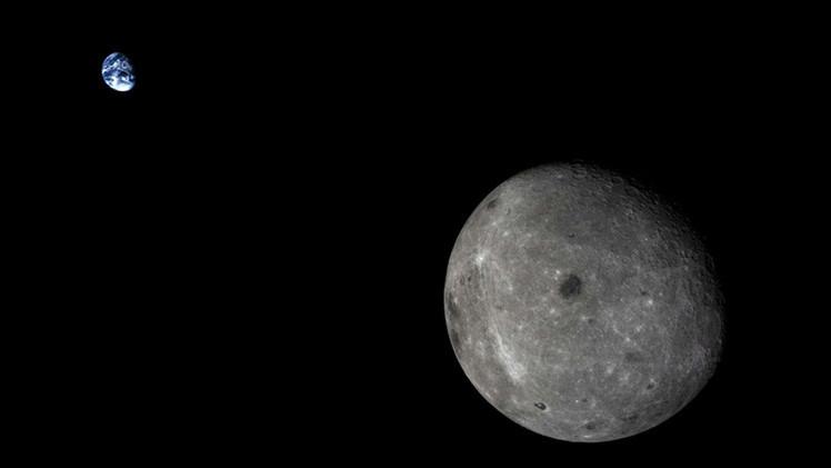China planea enviar la primera sonda de la historia al lado lejano de la Luna