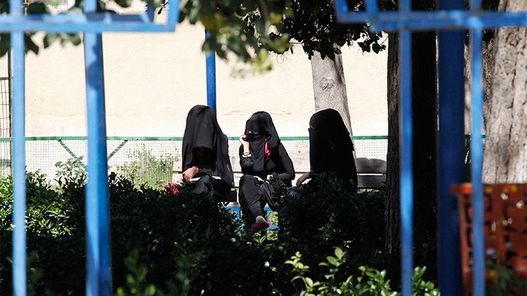 El Estado Islámico quema a una mujer por negarse a realizar un acto sexual extremo